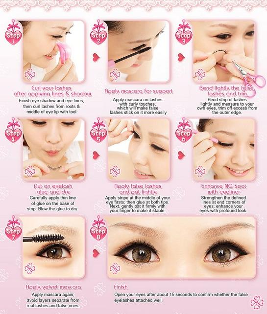 Make up untuk mata sipit | Korea Dolly Eyes